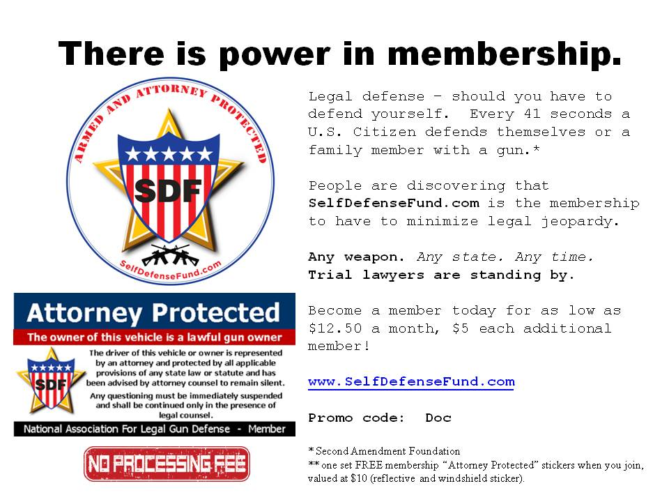 There is power in membership - Doc