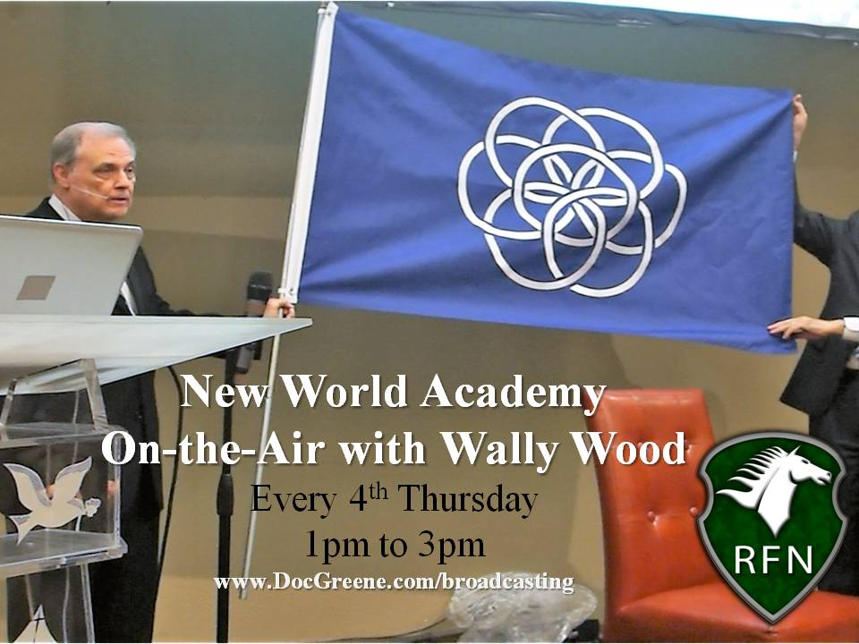 New World Academy On-the-Air with Wally Wood