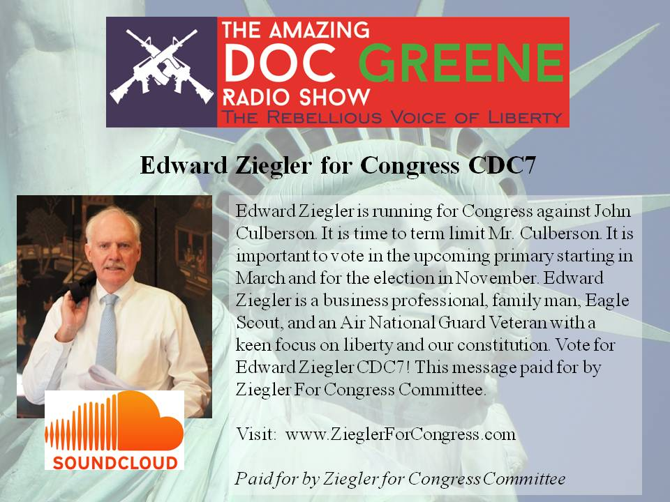 Edward Ziegler for Congress
