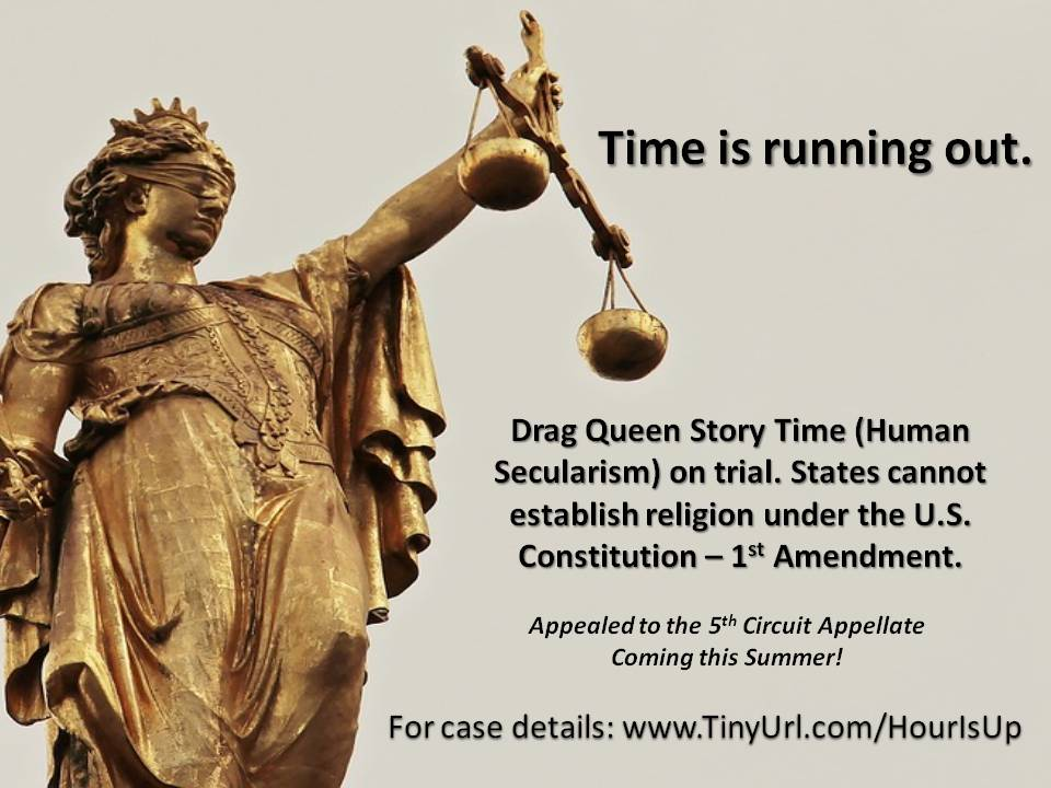 Drag Queen Story Hour on Trial Appellate