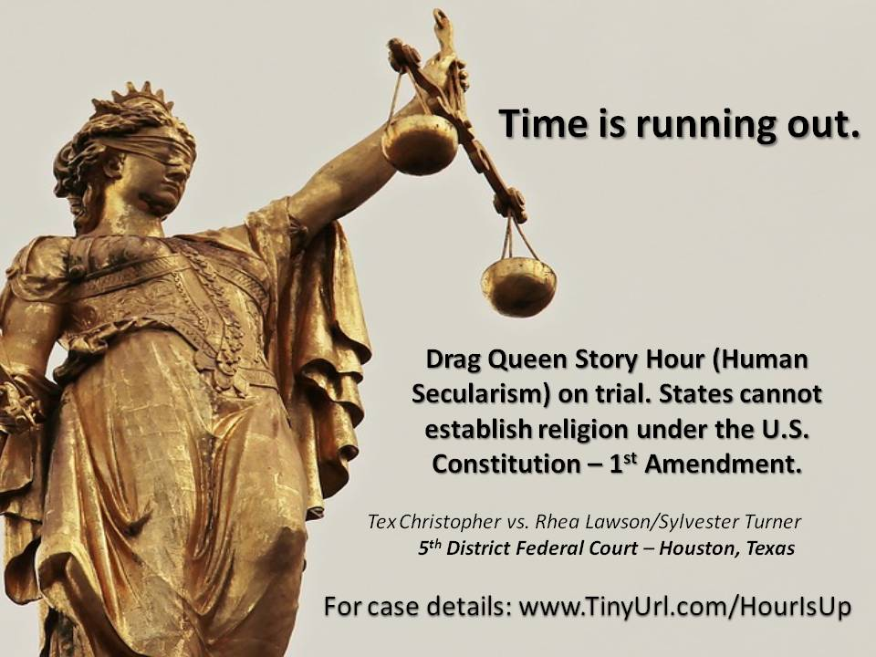 Drag Queen Story Hour on Trial