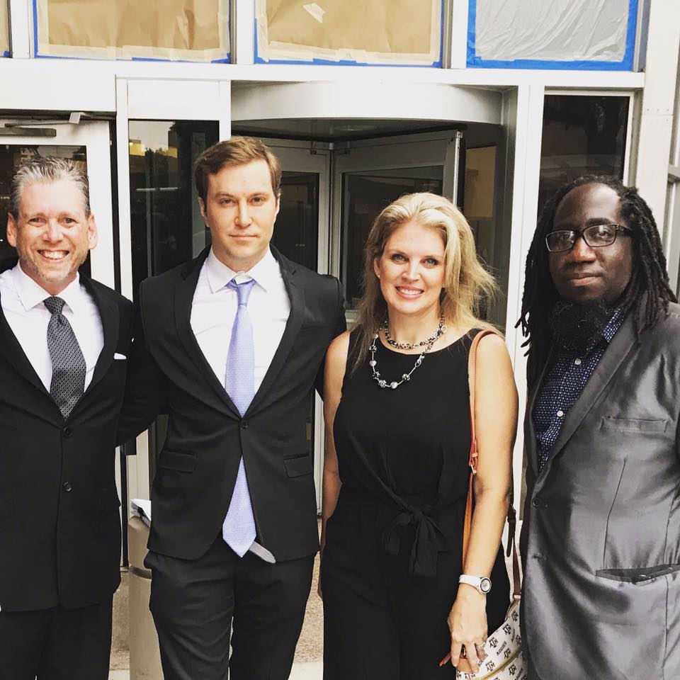 Four Texas Plaintiffs